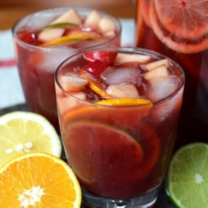 Fall Sangria. Photo from thekitchn.com.