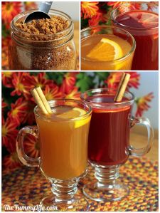 Spiced Drink Mix